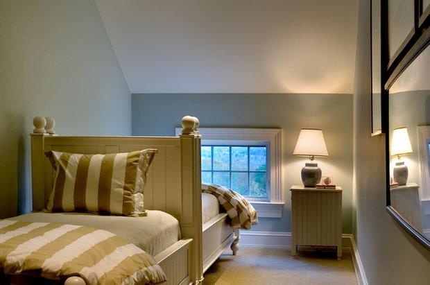 Фотография: Спальня в стиле Прованс и Кантри, Детская, Интерьер комнат, Советы – фото на INMYROOM
