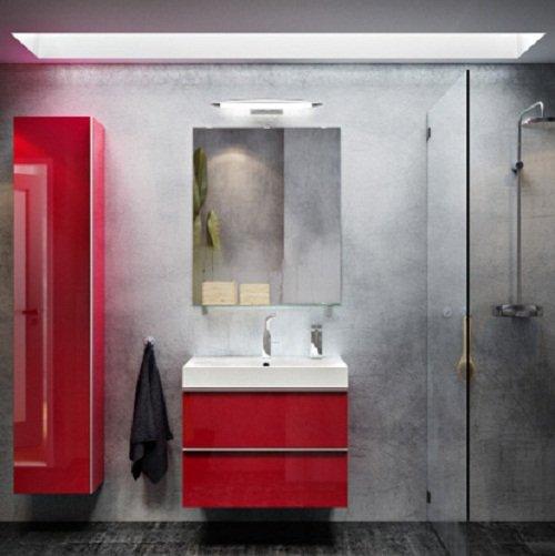 Фотография: Ванная в стиле Лофт, Интерьер комнат, Советы, IKEA, Зеркала – фото на INMYROOM