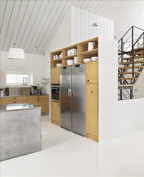 Фотография: Кухня и столовая в стиле Лофт, Эко, Декор интерьера, Квартира, Дом, Интерьер комнат, Цвет в интерьере, Белый – фото на INMYROOM