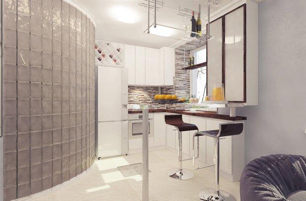 Фотография: Кухня и столовая в стиле Современный, Советы, Гид, как оформить кухонный фартук, энциклопедия_отделка – фото на InMyRoom.ru