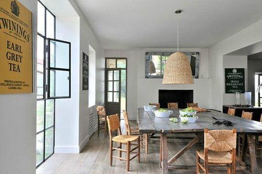 Фотография: Кухня и столовая в стиле Скандинавский, Эклектика, Индустрия, Люди – фото на INMYROOM