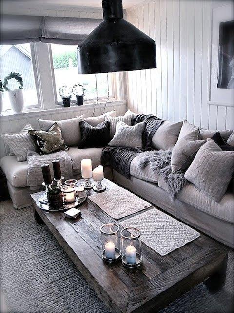 Фотография: Гостиная в стиле Скандинавский, Мебель и свет, Стиль жизни, Советы – фото на INMYROOM