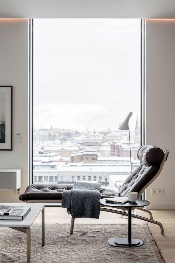 Фотография: Гостиная в стиле Современный, Карта покупок, Мебель и свет, Советы – фото на INMYROOM