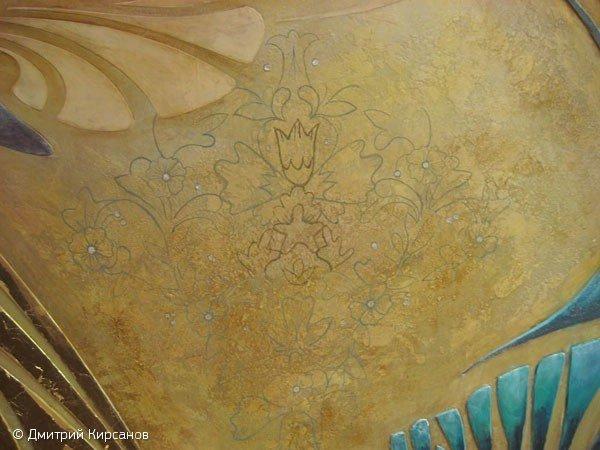 Фотография: Прочее в стиле , Декор интерьера, Дом, Декор дома, Стены, Роспись, Модерн, Ар-нуво – фото на InMyRoom.ru