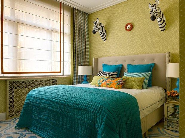 Фотография: Спальня в стиле Эклектика, Декор интерьера, Советы, Марина Жукова – фото на INMYROOM