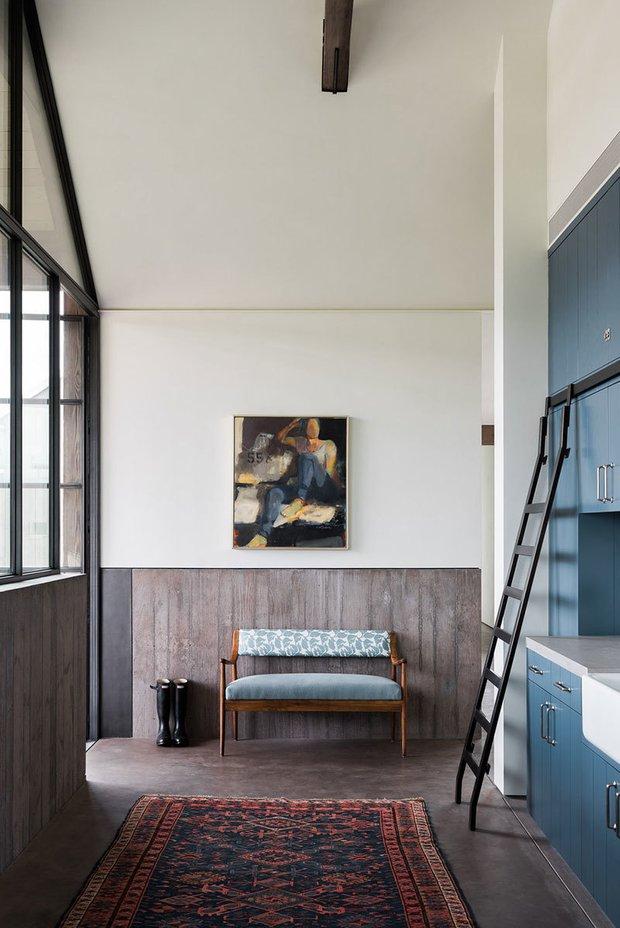 Фотография: Кухня и столовая в стиле Скандинавский, Минимализм, Дом и дача – фото на INMYROOM