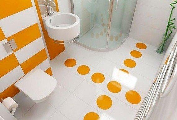 Фотография: Ванная в стиле Современный, Декор интерьера, Дома и квартиры, Встраиваемая техника – фото на INMYROOM