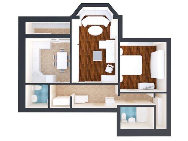 Фотография: Прочее в стиле , Квартира, Дома и квартиры, И-1724 – фото на InMyRoom.ru