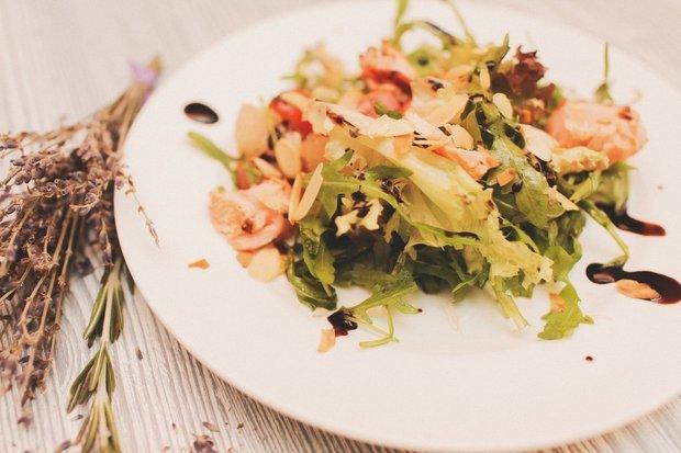 Фотография:  в стиле , Обед, Ужин, Салат, Сырым, Итальянская кухня, Кулинарные рецепты, 30 минут – фото на INMYROOM