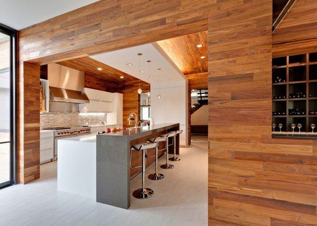 Фотография: Кухня и столовая в стиле Современный, Эко, Советы – фото на INMYROOM