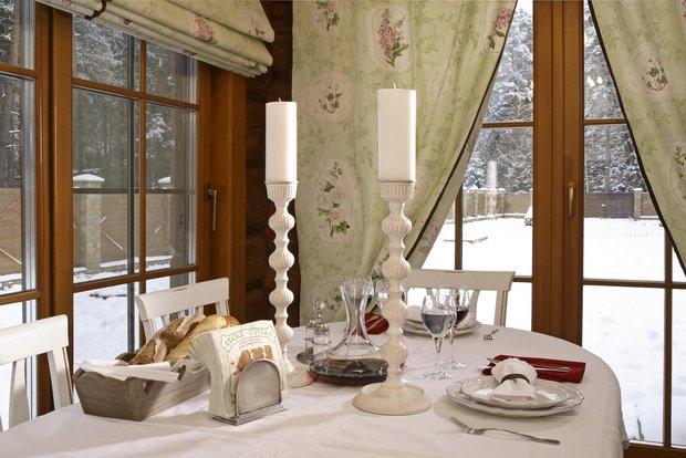 Фотография: Кухня и столовая в стиле Классический, Современный, Квартира, Дома и квартиры – фото на INMYROOM