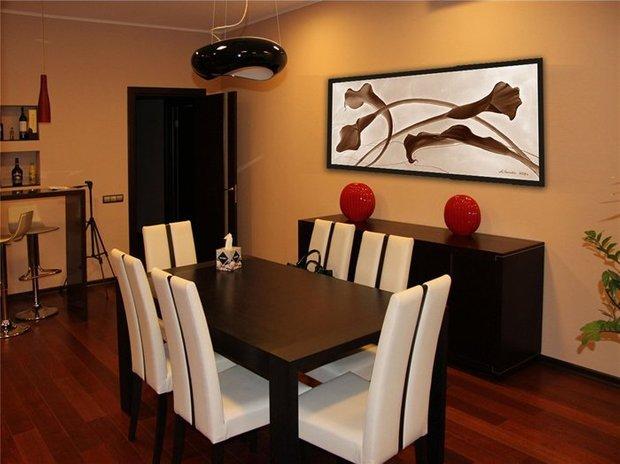 Фотография: Кухня и столовая в стиле Современный, Декор интерьера, Декор дома, Картины, Постеры – фото на INMYROOM