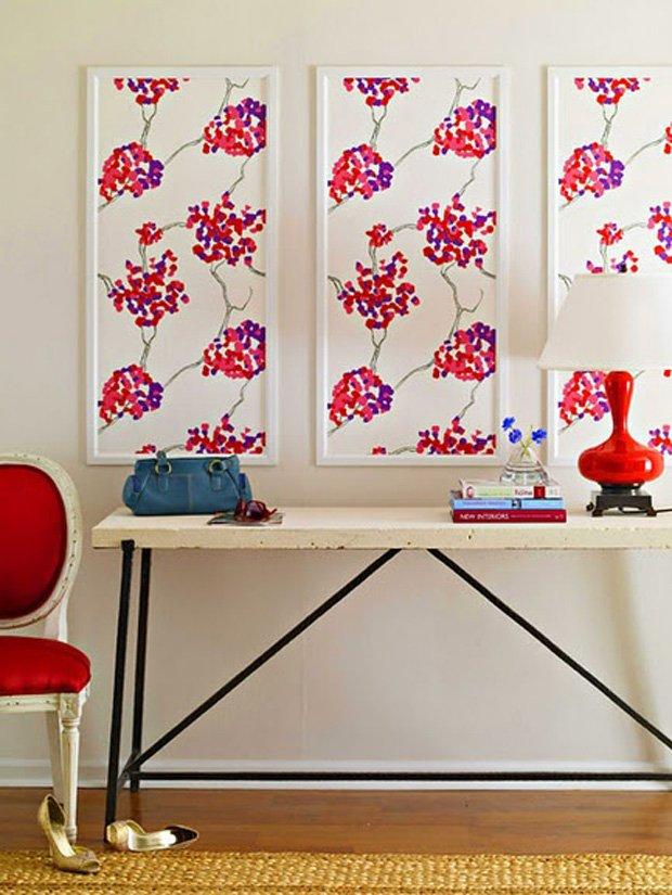 Фотография: Декор в стиле Прованс и Кантри, Декор интерьера, DIY, Обои – фото на InMyRoom.ru