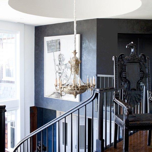Фотография:  в стиле Классический, Современный, Дом, Дома и квартиры, Интерьеры звезд – фото на INMYROOM