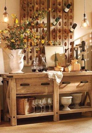 Фотография: Мебель и свет в стиле Прованс и Кантри, Современный, Кухня и столовая, Дизайн интерьера – фото на INMYROOM