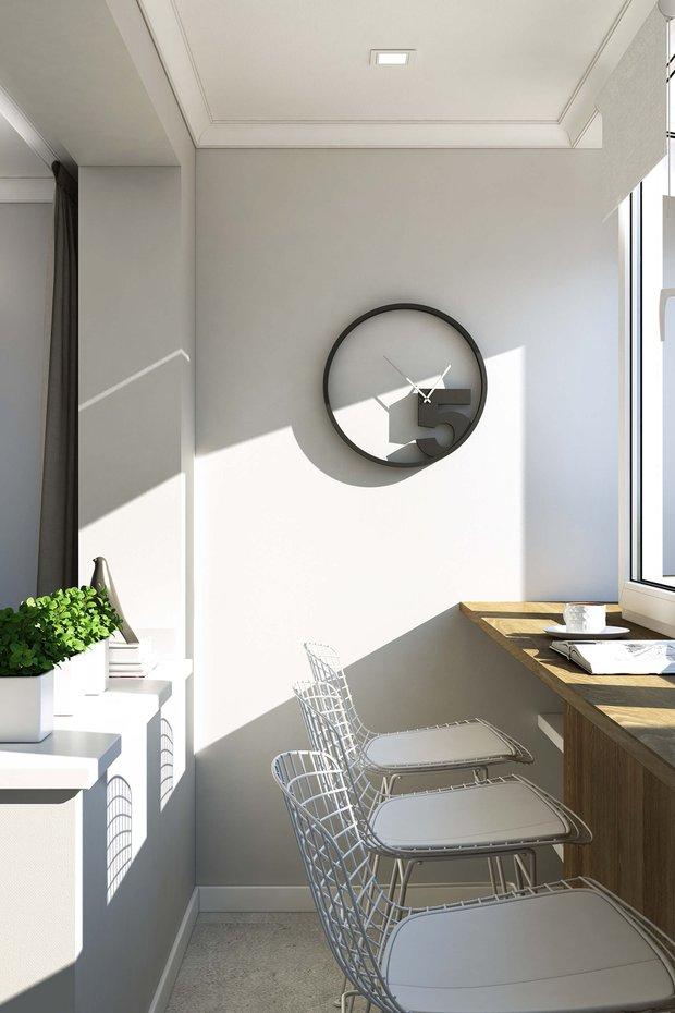 Дизайн-проект Geometrium