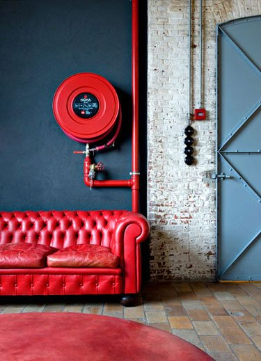 Фотография: Декор в стиле Лофт, Декор интерьера, Декор дома, Плитка – фото на INMYROOM