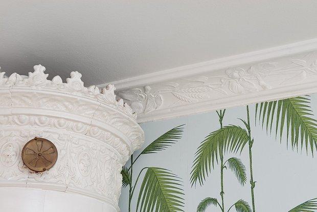 Фотография: Декор в стиле Прованс и Кантри, Скандинавский, Современный, Малогабаритная квартира, Квартира, Швеция, Мебель и свет, Дома и квартиры, Белый – фото на INMYROOM