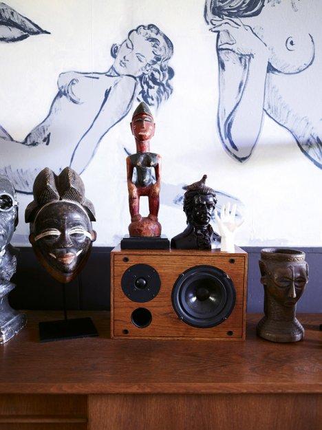 Фотография: Декор в стиле Лофт, Эклектика, Дома и квартиры, Интерьеры звезд – фото на INMYROOM