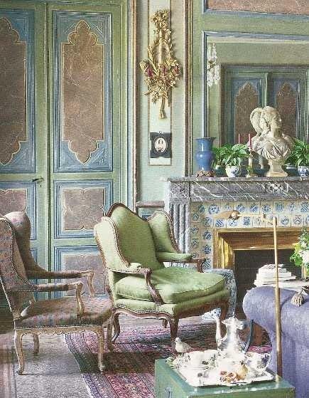Фотография: Гостиная в стиле Классический, Стиль жизни, Советы, Прованс – фото на INMYROOM