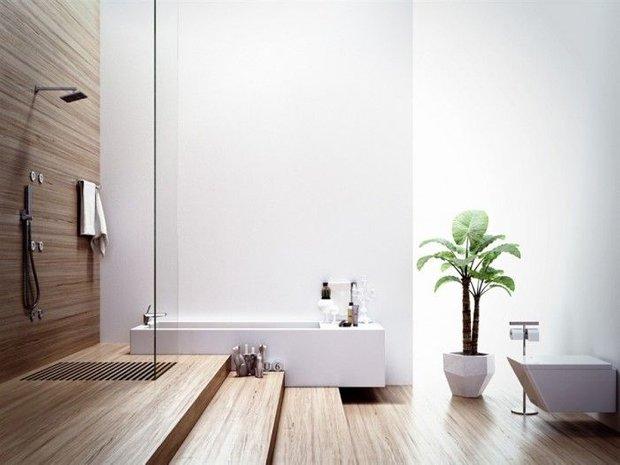 Фотография: Ванная в стиле Современный, Прочее, Ремонт на практике – фото на INMYROOM