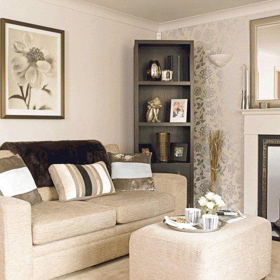 Фотография: Гостиная в стиле Классический, Современный, Декор интерьера, Декор дома – фото на INMYROOM
