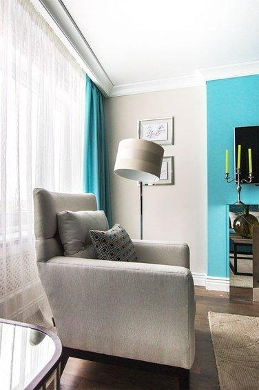 Фотография: Гостиная в стиле Современный, Декор интерьера, Интерьер комнат – фото на INMYROOM