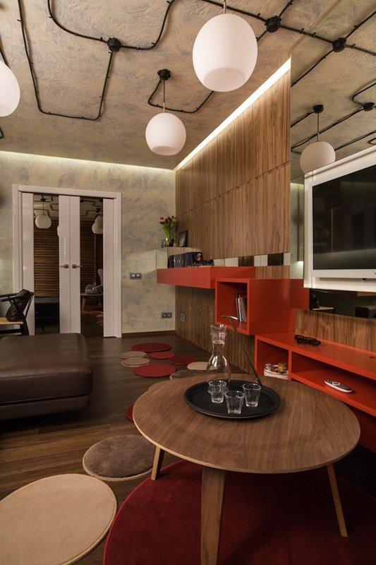 Фотография: Декор в стиле , Гостиная, Декор интерьера, Интерьер комнат, Проект недели – фото на InMyRoom.ru