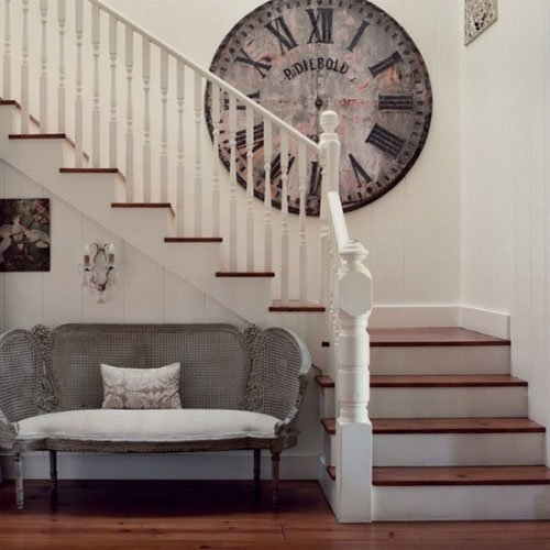 Фотография:  в стиле Прованс и Кантри, Классический, Современный, Декор интерьера, Часы, Декор дома – фото на INMYROOM