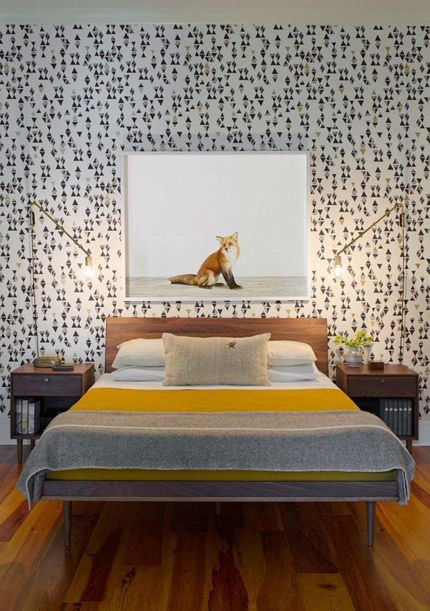 Фотография:  в стиле , Спальня, Декор интерьера, Советы, зеркала в спальни – фото на INMYROOM