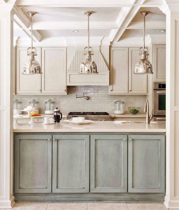 Фотография: Кухня и столовая в стиле Прованс и Кантри, Лофт, Советы, Ремонт на практике – фото на InMyRoom.ru