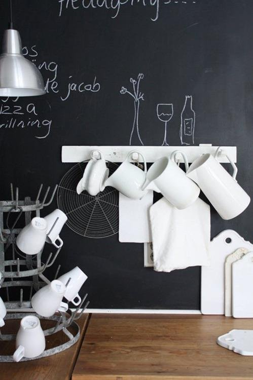 Фотография: Декор в стиле Лофт, Современный, Кухня и столовая, Декор интерьера, Интерьер комнат – фото на INMYROOM