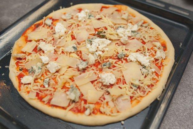 Фотография:  в стиле , Обзоры, Пицца, Меню – фото на INMYROOM