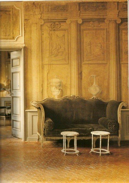 Фотография: Гостиная в стиле Классический, Стиль жизни, Советы – фото на INMYROOM