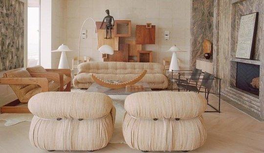 Фотография: Гостиная в стиле Современный, Эко, Индустрия, Люди, Посуда, Ретро – фото на INMYROOM