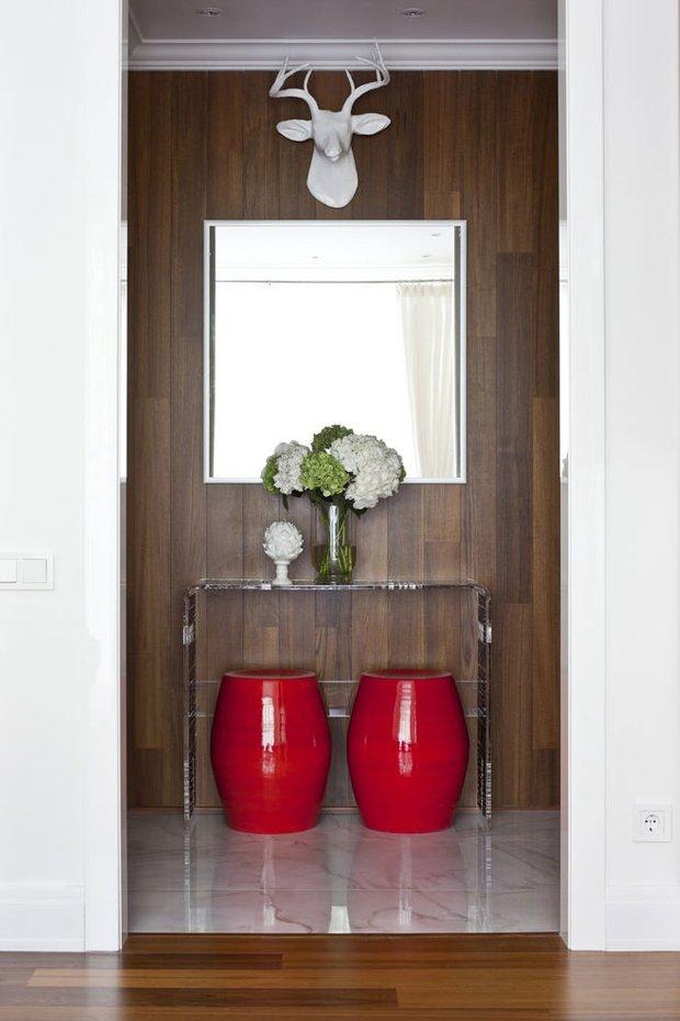 Фотография: Прихожая в стиле Скандинавский, Квартира, Проект недели – фото на INMYROOM