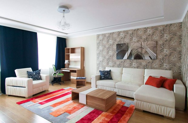 Фотография: Гостиная в стиле Современный, Советы, Est-a-tet, купить квартиру в новостройке, покупка квартиры, сэкономить на покупке квартиры, как сэкономить на покупке квартиры – фото на INMYROOM