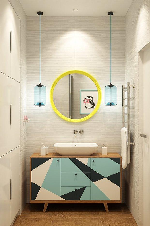 Фотография: Ванная в стиле Современный, Минимализм, Советы, санузел, Jacob Delafon, дизайнерская сантехника, как реже убираться, уборка в ванной, порядок в ванной – фото на INMYROOM