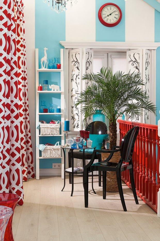 Фотография: Мебель и свет в стиле Эклектика, Квартира, Дома и квартиры – фото на INMYROOM
