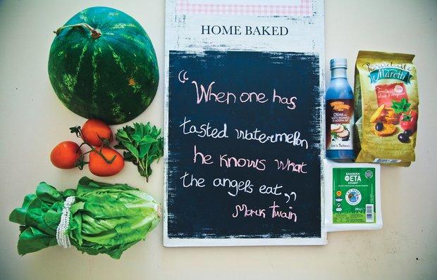 Фотография:  в стиле , Завтрак, Обед, Салат, Сырым, Есть сразу, Кулинарные рецепты, Легкий завтрак, 15 минут, Пришли гости – фото на INMYROOM