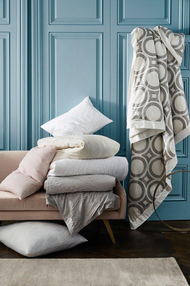 Фотография:  в стиле , Советы, Ольга Кулешова, как хранить подушки и одеяла – фото на INMYROOM
