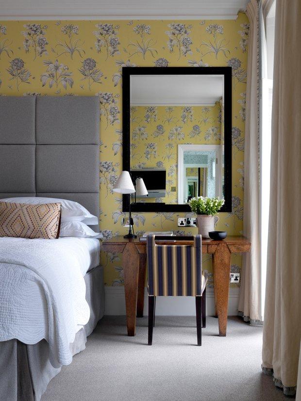 Фотография: Спальня в стиле Прованс и Кантри, Советы, Желтый, Виктория Тарасова – фото на INMYROOM