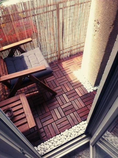 Фотография: Балкон в стиле Эко, Прованс и Кантри, Квартира, Декор, Советы, как обустроить открытый балкон, городской балкон, открытый балкон, идеи для открытого балкона – фото на INMYROOM
