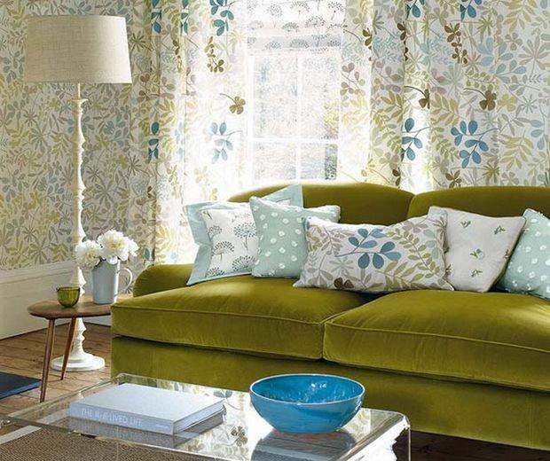 Фотография: Спальня в стиле Классический, Современный, Декор интерьера, Квартира, Дом, Декор, Зеленый – фото на INMYROOM