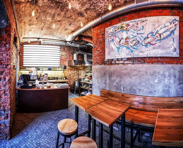 Фотография:  в стиле , Обзоры, Интересное место, Рестораны – фото на INMYROOM