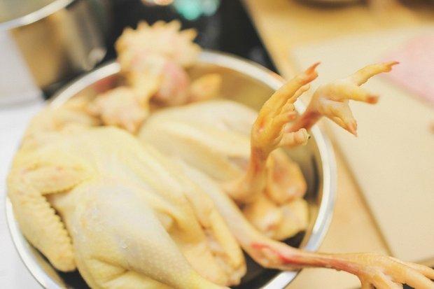 Фотография:  в стиле , Обед, Первое блюдо, Суп, Птица, Кулинарные рецепты, Варить, 2 часа – фото на INMYROOM