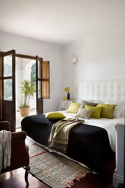 Фотография: Спальня в стиле Восточный, Советы, Ремонт, Потолок, Ремонт на практике – фото на INMYROOM
