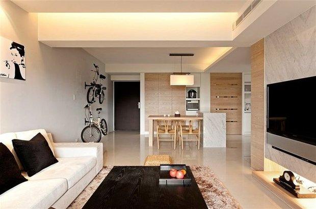 Фотография: Гостиная в стиле Скандинавский, Лофт, Декор интерьера, Декор дома, Минимализм – фото на INMYROOM