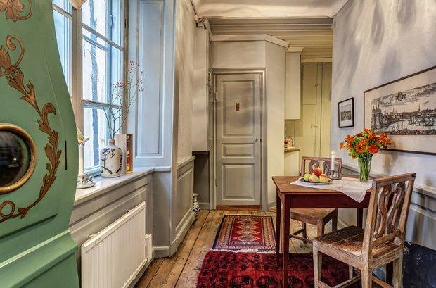 Фотография: Кухня и столовая в стиле , Стиль жизни, Советы, Стол – фото на INMYROOM