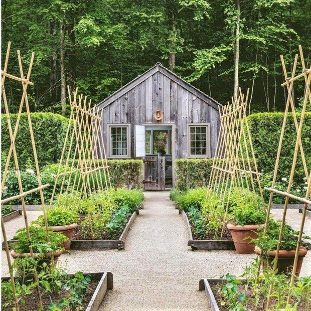 Фотография:  в стиле , Советы, Дом и дача, работы в саду, Дача летом – фото на INMYROOM